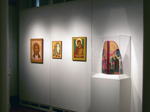 """Icons In The American Style"" Installation view"