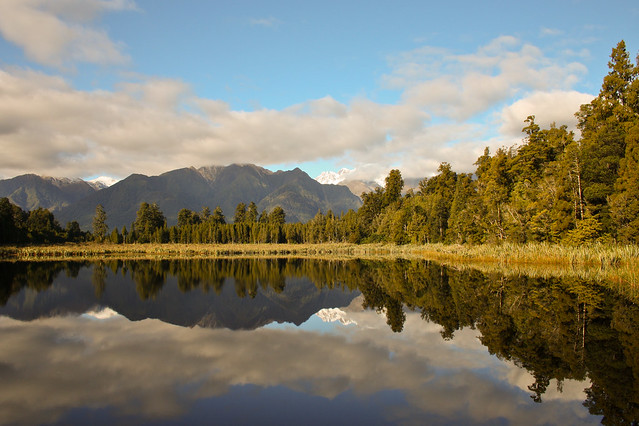 Reflection - Lake Matheson