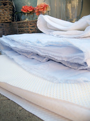 duvet cover(0.0), furniture(0.0), bed sheet(0.0), bed(0.0), pillow(0.0), textile(1.0), linens(1.0),