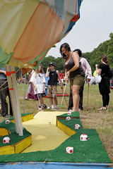 fun, sports, recreation, outdoor recreation, competition event, games, golf, miniature golf,
