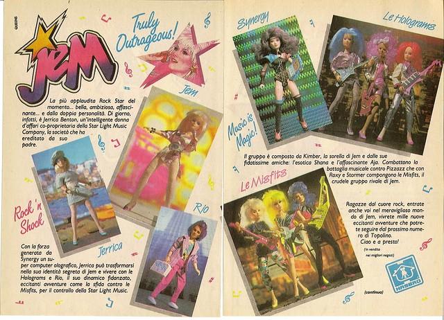 Jem et les Hologrammes (HASBRO) 1986 - 1987 5080121333_0eeb474976_z