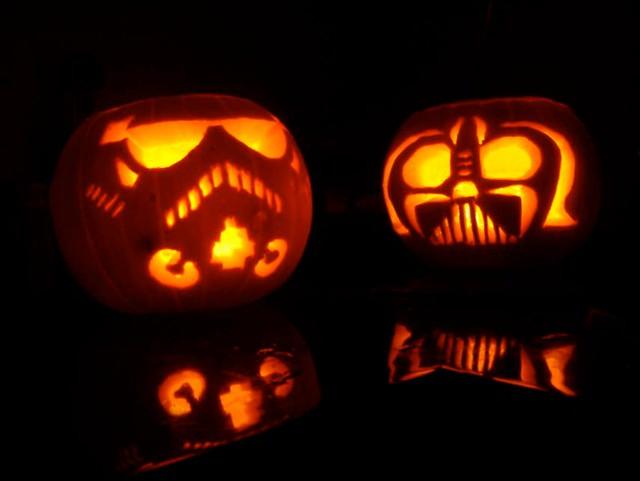 buzz lightyear pumpkin template - star wars pumpkin stencils printable