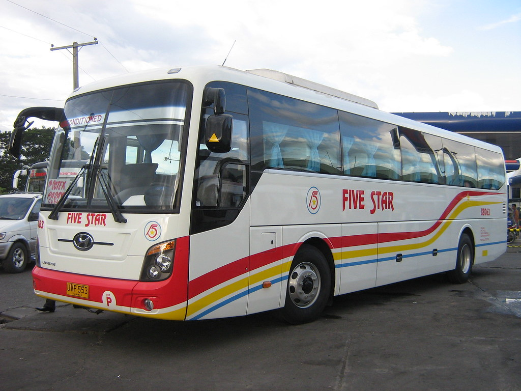 Five Star Bus Co 88063