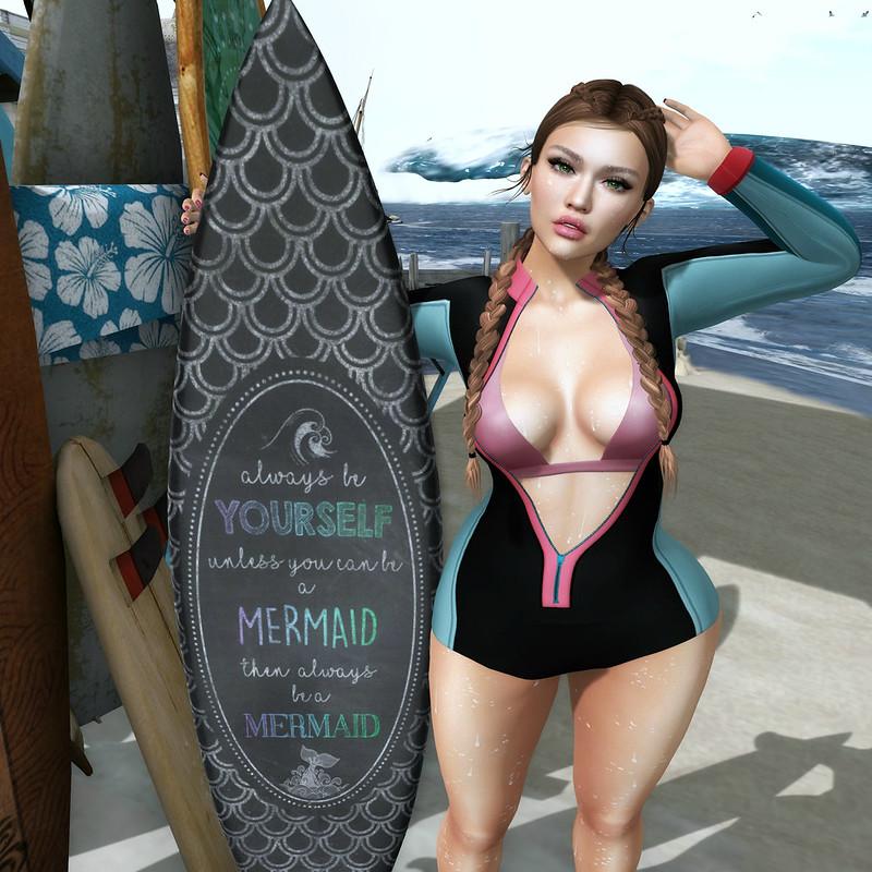 {Blog 237} Surf's Up