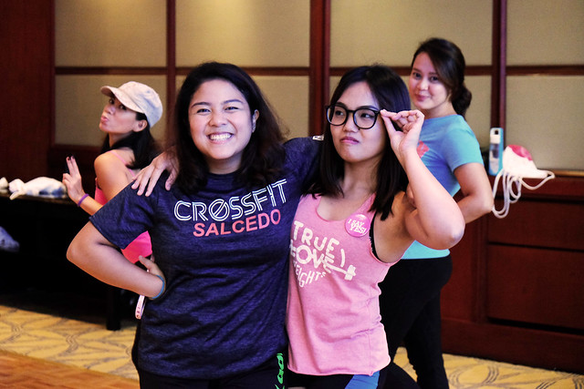 Patty Villegas - Global Wellness Day - 2017 - Paradise Within - Makati Shangrila - crossfit salcedo
