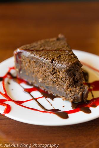 Rum Cake - Judy's Island Grill, Glen Burnie, MD