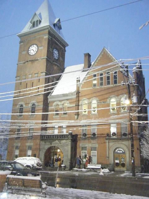 City Hall Carbondale Il
