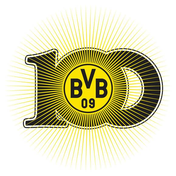 BVB 100 Logo