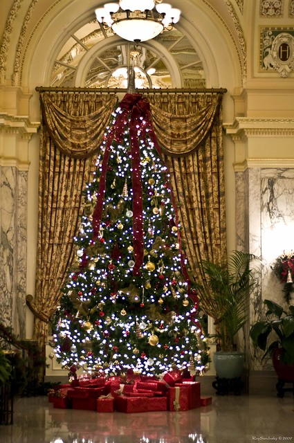 Christmas At The Hermitage Hotel Nashville TN Flickr Photo Sharing