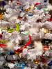 Glass Bird Christmas Tree