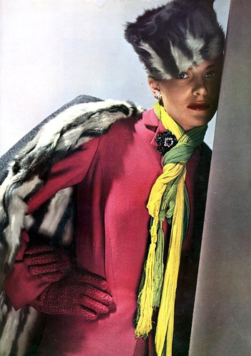 Harper's Bazaar -  August 1941