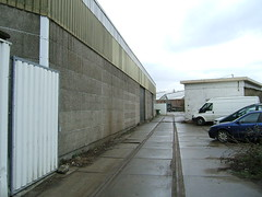 Industrial alley