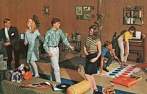 1966 ... rec room party by x-ray delta one