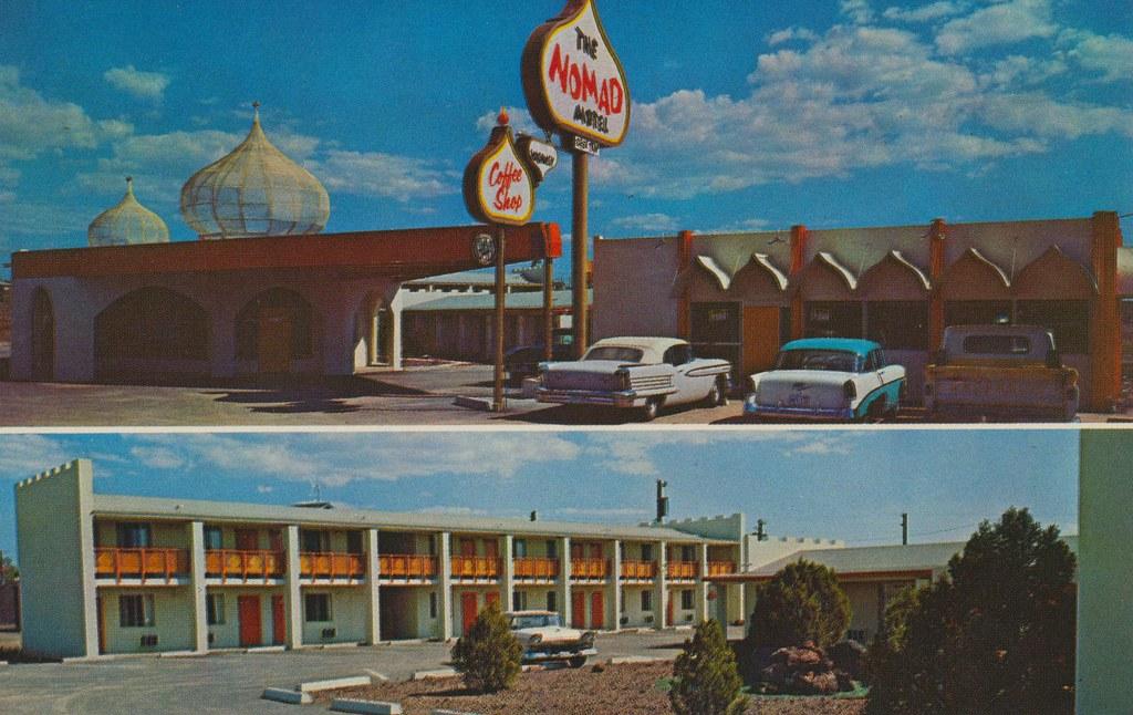 Nomad Motel - Ashfork, Arizona
