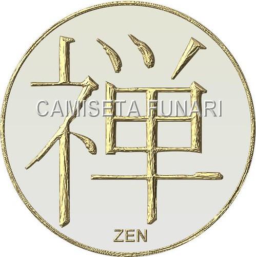 desenho ideograma kanji zen japones