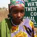 Small photo of Fulani girl