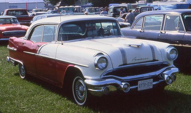 1956 pontiac laurentian 4 door hardtop flickr photo for 1956 pontiac 2 door hardtop