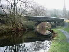 Bridge no.34, Rochdale Canal