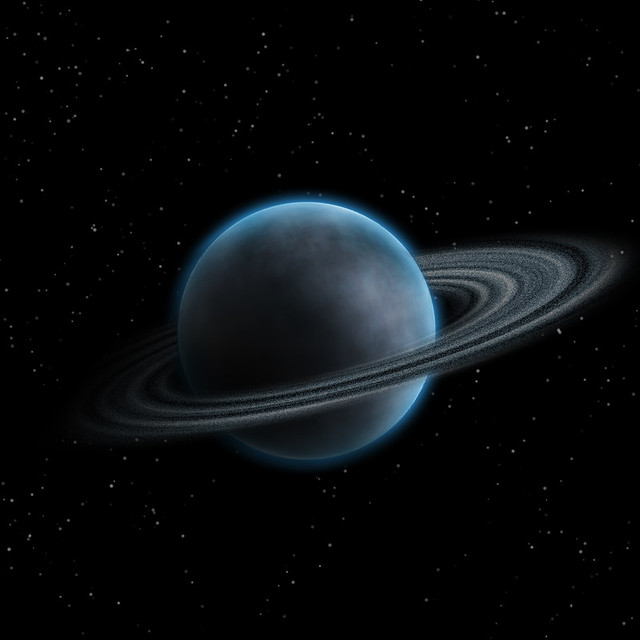 if the the planets had rings - photo #3