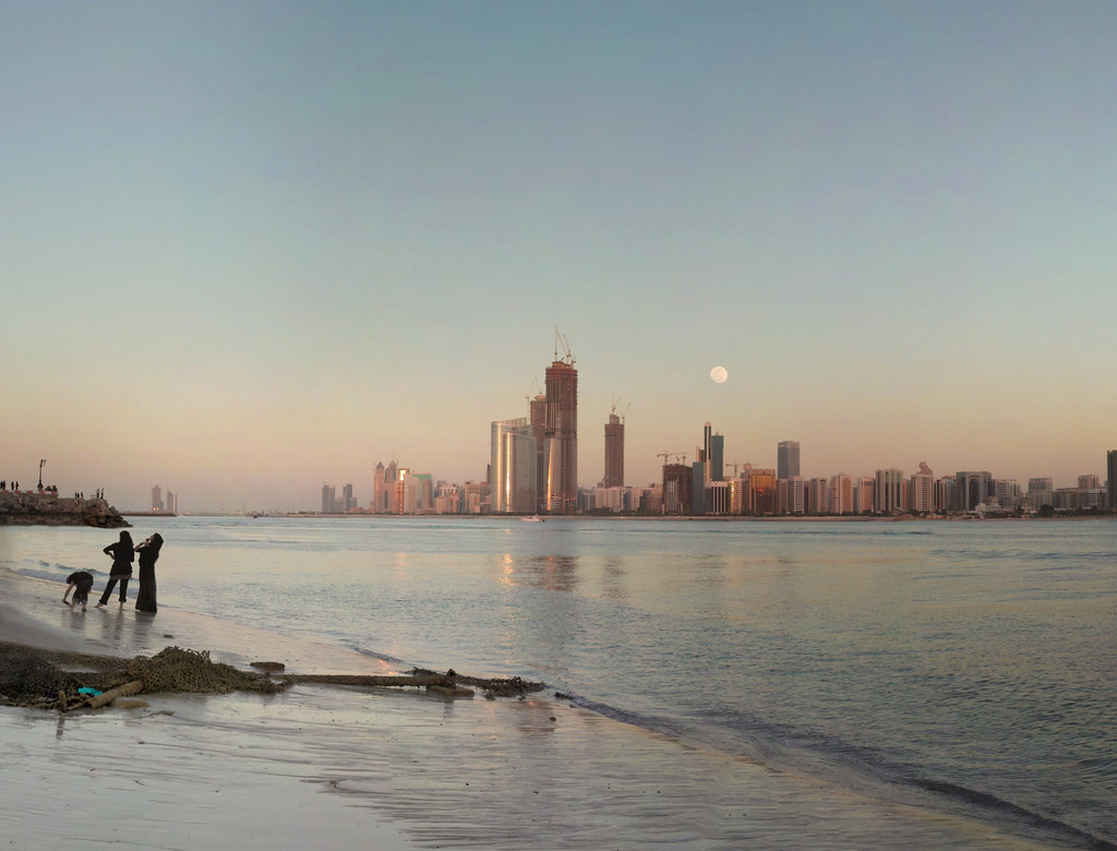 Abu Dhabi - Corniche - 29-01-2010 - 17h55