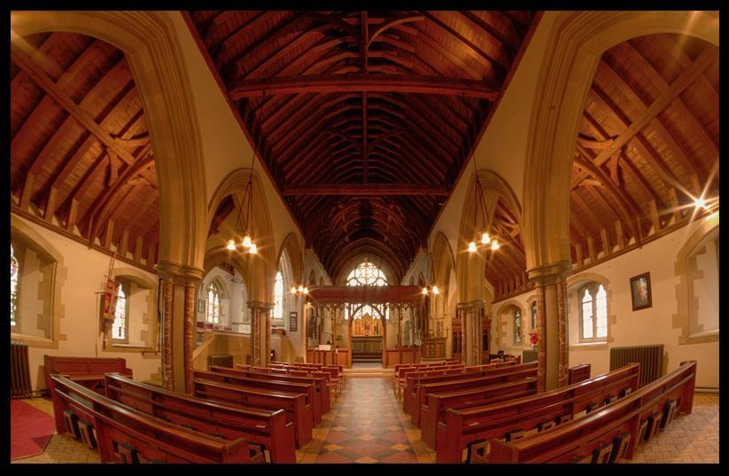 Holmbury St Mary Church