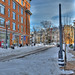 Kenyon Street in HDR