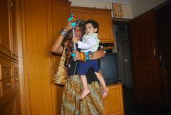 Marziya and Me at Home by firoze shakir photographerno1