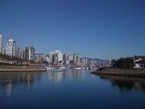 Photowalk in False Creek