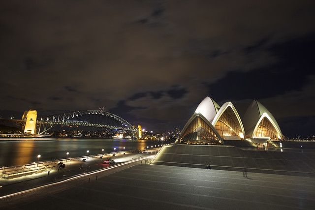 Sydney Harbour Bridge and Opera House | Australia | IMG_3119