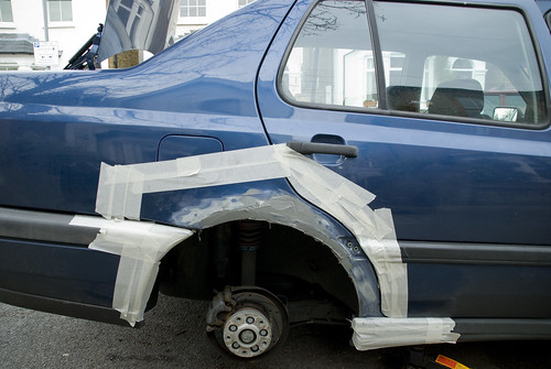 what do i need for a diy bodywork repair and repaint? - Page
