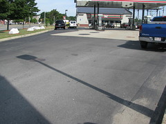 asphalt, vehicle, road, driveway, lane, residential area, city, public space, road surface, parking, infrastructure, tarmac,