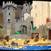 Lego Castle - Panorama, Brickvention 2010