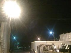 Light Pollution from Bristol Restaurant 1308 Bardstown Rd