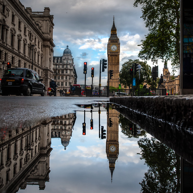 London Reflections