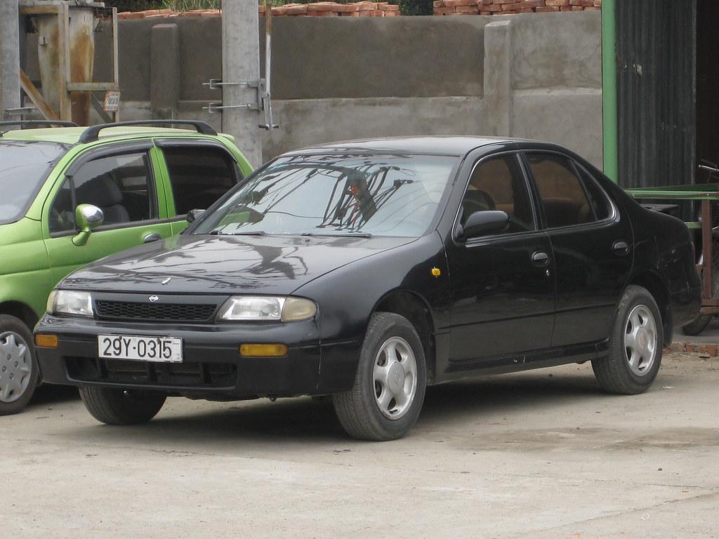 Nissan Bluebird SSS