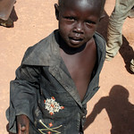 Child in Sudan