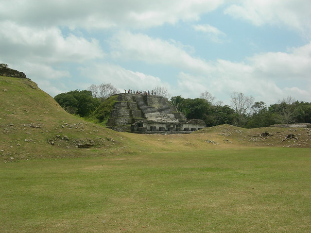 Header of altun ha
