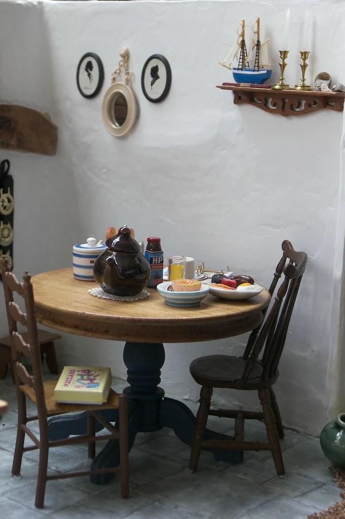 Cornish Kitchen, Magpie Cottage