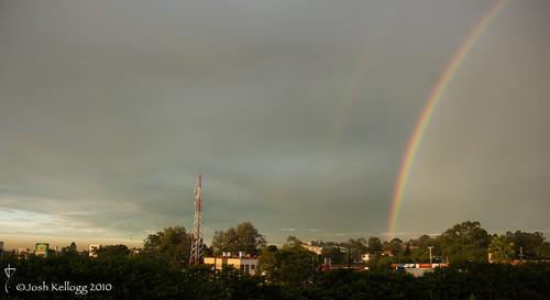 africa city travel sky cloud storm rainbow nikon cityscape kenya nairobi adventure explore kellogg locations naturephotography d80 cityandculture