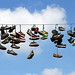 How many shoes can fit into the sky? by joaobambu
