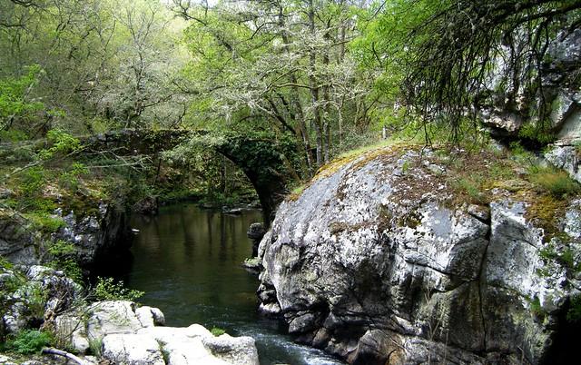 Aaaah.........creo que acabé con el rio Arenteiro por TeresalaLoba