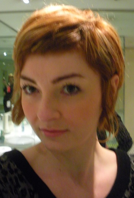 Asymmetrical Pixie Bangs | Flickr - Photo Sharing!