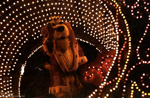WDW Aug 1978 - Main Street Electrical Parade