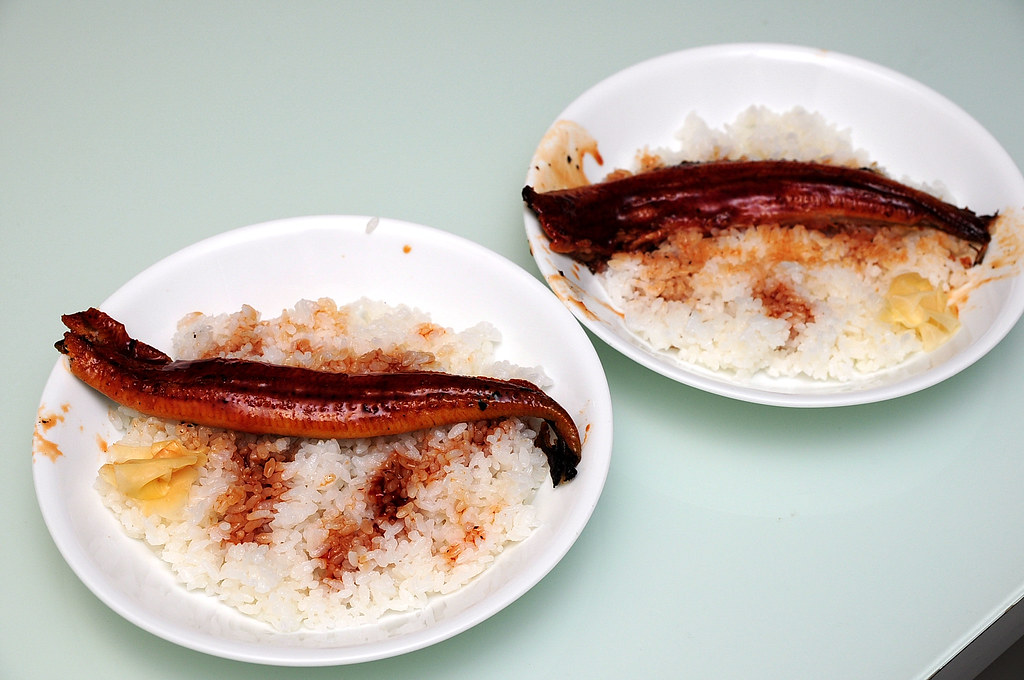 鰻群 蒲燒鰻