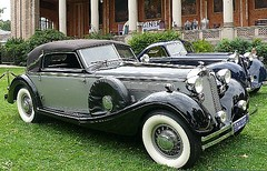 automobile, rolls-royce phantom iii, vehicle, antique car, classic car, vintage car, land vehicle, luxury vehicle, convertible, sports car,