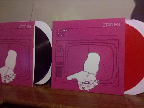 Statues - New People Make Us Nervous - Ptrash & Deranged Reissues by factportugal
