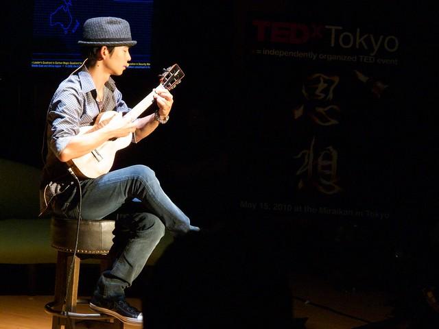 Jake Shimabukuro @ Ted x Tokyo