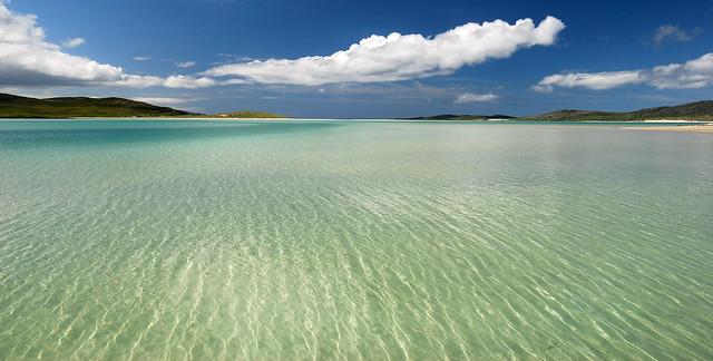 Luskentyre, Harris, Outer Hebrides, Scotland.