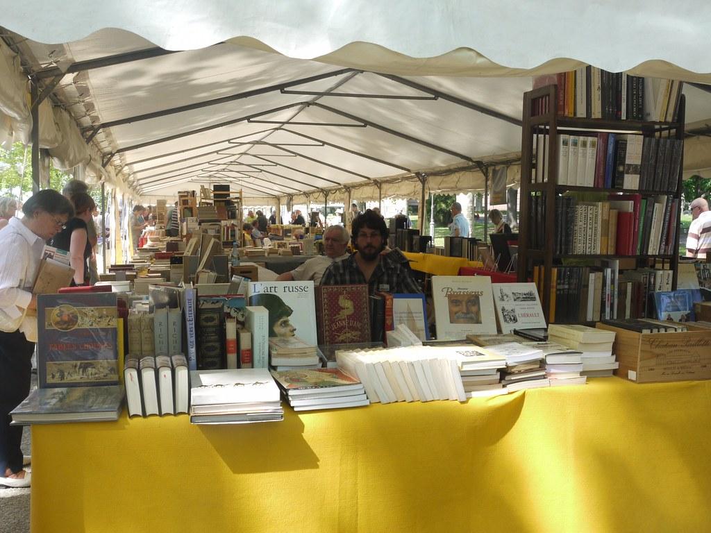 related image - Comédie du Livre 2010 - Vue d'ensemble - P1380824