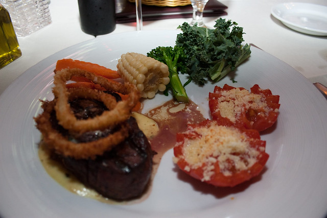 Filet Mignon Dinner | Flickr - Photo Sharing!